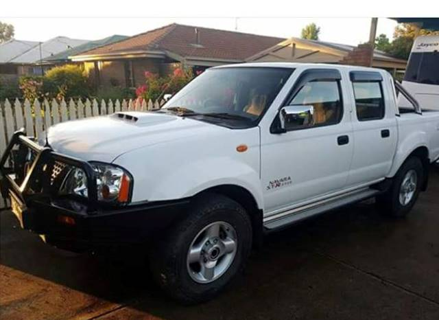 Ram raid ute stolen from grieving daughter